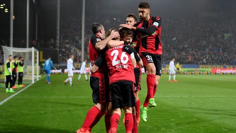 Watch: Freiburg 2-1 Köln - highlights