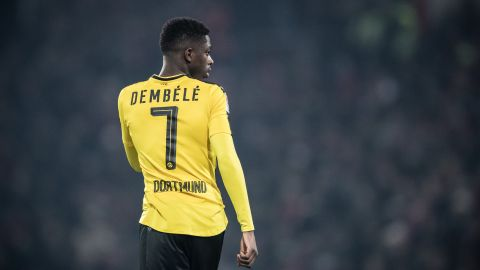 Dembele already indispensable to Dortmund