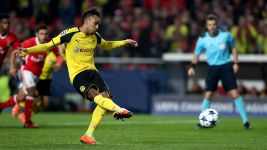 Dortmund slip to narrow defeat at Benfica