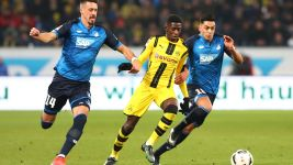 Previous meeting: Hoffenheim 2-2 Dortmund