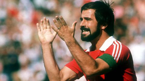 Watch: Bayern legend Gerd Müller's iconic goal