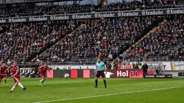 Ingolstadt hold their nerve from the spot