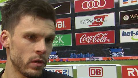 Watch: Jarstein: 'We deserved to win'