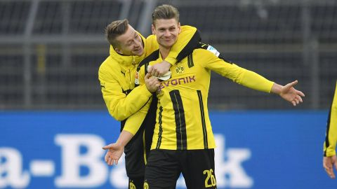Piszczek: 'We stepped it up a gear'