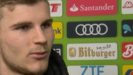 Watch: Werner: 'Not afraid anymore'