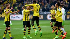 Previous meeting: Dortmund 3-0 Wolfsburg