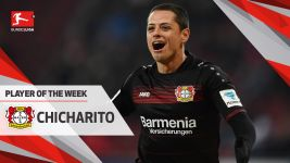 #BLMVP Matchday 21 winner: Chicharito