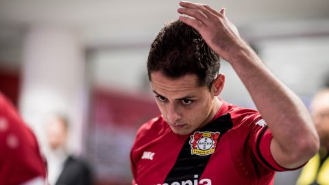 The secret history of Chicharito in the Bundesliga