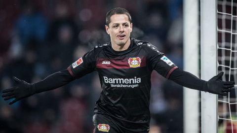 Revivalist spirit in the air at Leverkusen