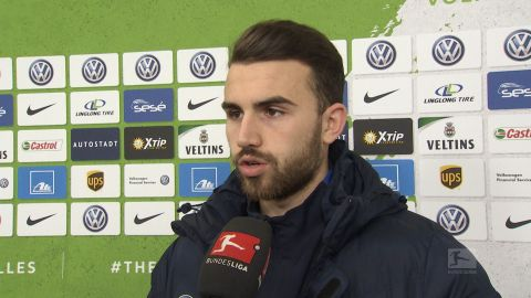 Watch: Borja: 'Wolves must work'