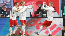 Leipzig too strong for Cologne