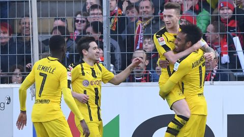 Watch: Freiburg 0-3 Dortmund - highlights