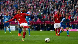 Watch: Bayern 8-0 Hamburg - highlights