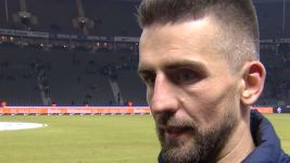 Watch: Ibisevic: 'We had to be patient'
