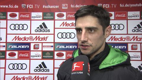 Watch: Stindl: 'It's been a good week for me'