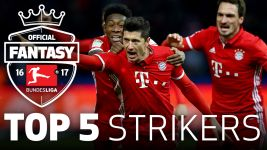 Watch: Top 5 Strikers on Matchday 22