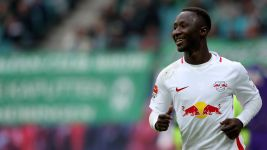 Keita: 'Our goal is nine points from three games'