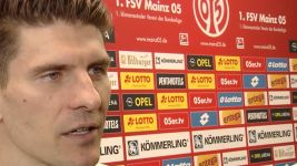 Watch: Gomez: 'We struggled up front'