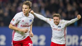 Watch: Hamburg 1-0 Hertha - highlights