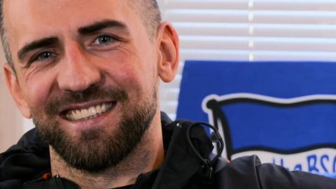 Watch: Vedad Ibisevic's long road to the top