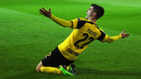 Pulisic praise for Auba