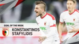 Watch: Stafylidis' MD23 Goal of the Week