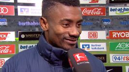 Watch: Kalou: 'Everything's possible!'
