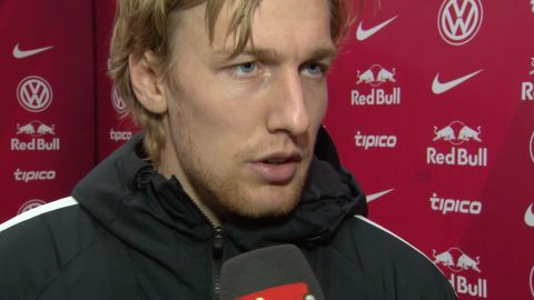 Watch: Forsberg: 'Not good enough'