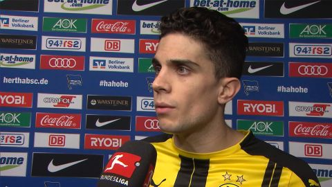 Watch: Bartra: 'No excuses'