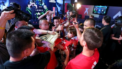 Bayern and Wolfsburg open offices in China