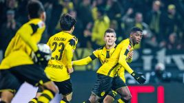 Dortmund's bastion, the Fabian factor and more