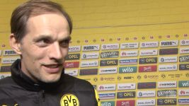 Watch: Tuchel: 'We fought hard for this result'
