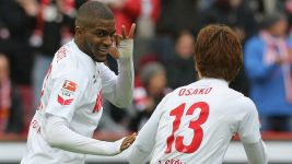 Modeste explains kung-fu celebration with Osako