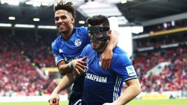 Kolasinac fires Schalke to win in Mainz