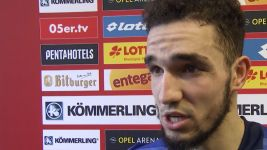 Watch: Bentaleb: 'I should've scored'
