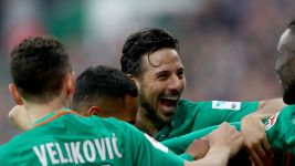 "Pizarro: ""I hope Hamburg are afraid!"""