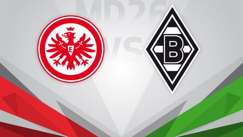 Gladbach look to cut gap to Frankfurt and Europe