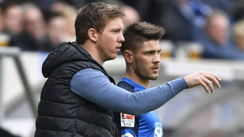 Kramaric: 'Nagelsmann can be one of the greats'