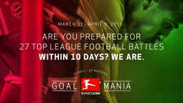 Watch: Goalmania in the Bundesliga!