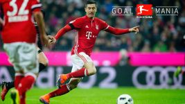 Watch: Lewandowski's 2016/17 Bundesliga goals