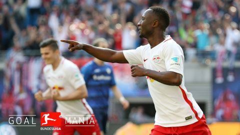 Keita double helps Leipzig see off Darmstadt