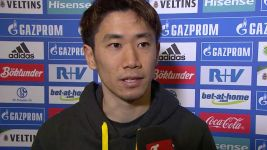 Watch: Kagawa: 'The right decision'
