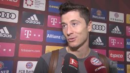 Watch: Lewy: 'Dunno why we have most goals!'