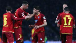 Watch: Hertha 1-3 Hoffenheim - highlights