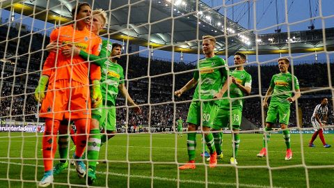 Watch: Frankfurt 0-0 Gladbach - highlights
