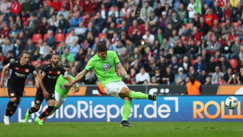 Previous meeting: Leverkusen 3-3 Wolfsburg