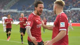 Hannover: Welcome back to the Bundesliga!