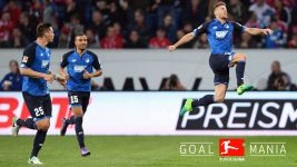 Watch: Hoffenheim 1-0 Bayern - highlights