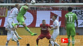 Gladbach edge Cologne in five-goal thriller