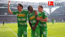 Watch: Cologne 2-3 Gladbach - highlights